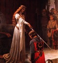 al C13 LeigthonEdmundBlair Queen Guinevere and Sir Lancelot