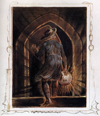 BLAKE William Los Entering The Grave