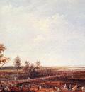 Blarenberghe Louis Nicolael van The Surrender Of Yorktown