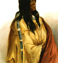 Kb 0025 Woman of The Snake Tribe KarlBodmer, 1832 33 sqs