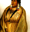 Kb 0026 Woman of The Cree Tribe KarlBodmer, 1832 33 sqs