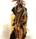 Tna 0015 Wahk Ta Ge Li [ Big Soldier ] KarlBodmer, 1833 sqs