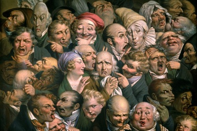 Thirty Six Faces of Expression, Louis Boilly 1600x1200 I