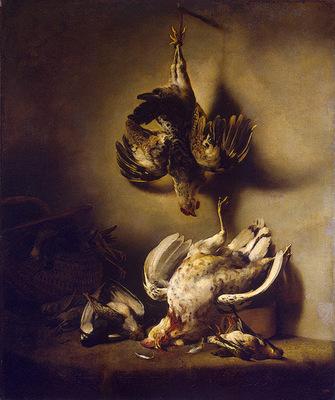 Bol,F  Dead game, 1646, Eremitaget