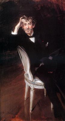 Boldini Giovanni James Whistler Sun