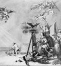 Borch ter Gesina Triumph over death Sun