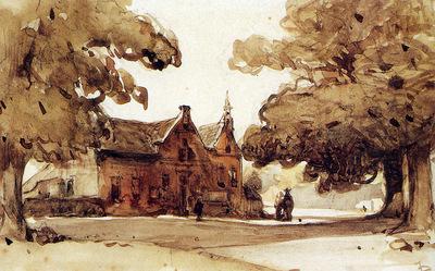 Bosboom Johannes Eyckenroden In Nieuw Loosdrecht Sun