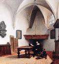 Bosboom Johannes Consistorie Room Sun