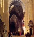 Bosboom Johannes Domkerk In Trier