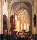 Bosboom Johannes Grote Kerk In Hattem Sun