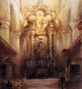 Bosboom Johannes Lux In Tenebris Sun