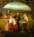 Bosch The Extraction of the Stone of Madness, 48x35 cm, Prad