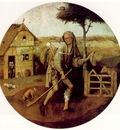 Bosch The wayfarer, diameter 71 5 cm, Museum Boymans van Beu