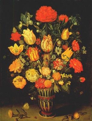 bosschaert still life of flowers