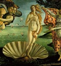 BOTTICELLI, SANDRO THE BIRTH OF VENUS