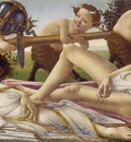 BOTTICELLI, SANDRO VENUS AND MARS