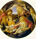 botticelli madonna of the magnificat