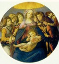 botticelli madonna pomegranate