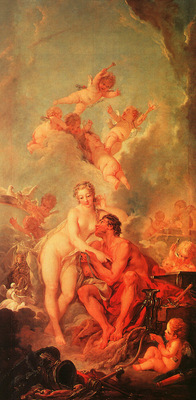 The Visit of Venus to Vulcan