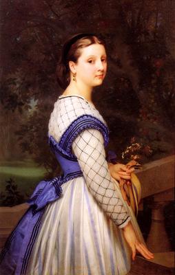 Bouguereau William La Comtesse de Montholon