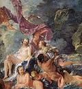 boucher the triumph of venus, detail,