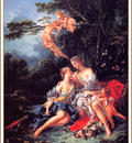 bs Francois Boucher Jupiter And Callisto