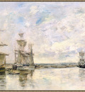 Boudin Le Port du Havre sj