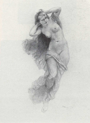 Bouguereau Night