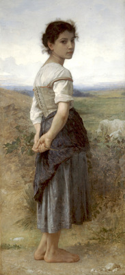 Jeune bergere CA