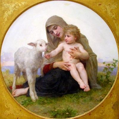 La Vierge a Lagneau