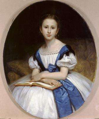 Portrait de Mlle Brissac