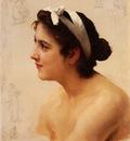 Bouguereau William Etude d une femme pour Offrande a l Amour