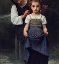 William Adolphe Bouguereau Parure des Champs, De