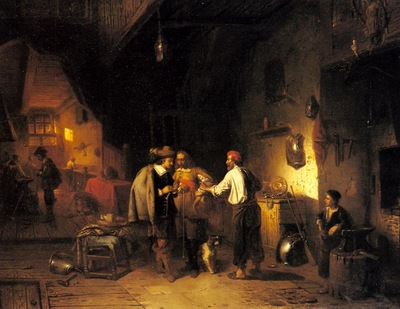 Braekeleer Adrien Ferdinand De The Armor Shop