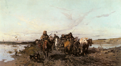 Brandt Joseph Von The Caravan