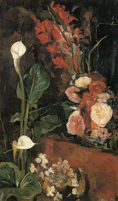 Breitner George Flowers Sun