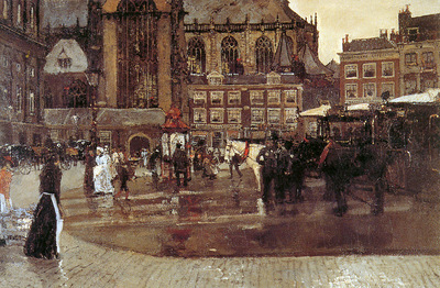 Breitner George The Dam Sun