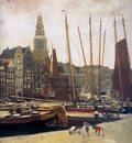 Breitner George Damrak Amsterdam Sun