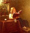 Bremen Johann Georg Meyer Von Das Lesende madchen2