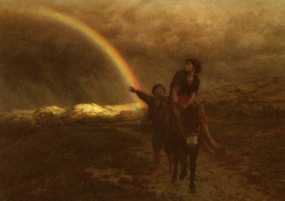 Breton Jules L Arc En Ciel