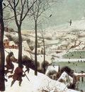 Breughel Winterlandscape Sun