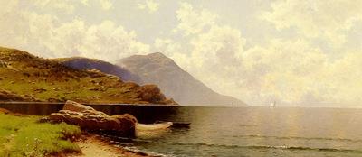 Bricher Alfred Thompson Rippling Sea Manchester
