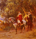 Bridgman Frederick Arthur The Return