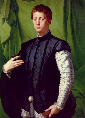 Bronzino Lodovico Capponi, ca 1550 55, 116 5x85 7 cm, Frick