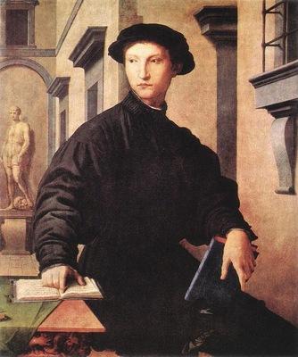 Bronzino Ugolino Martelli, ca 1535, 102x85 cm, Staatliche Mu