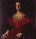 Bronzino Portrait of Lucrezia Panciatichi