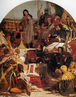 Brown F M Chaucer at the Court of Edward III