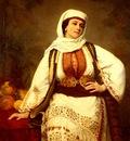 Browne, Hon Henriette Une Beaute Orientale