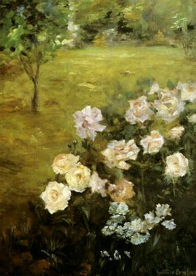 Bruckner Gustave Flowers Sun