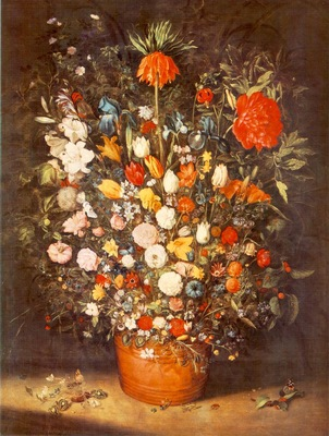 brueghel jan the elder bouquet